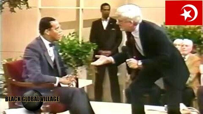 Minister Farrakhan's First Appearance On Donahue