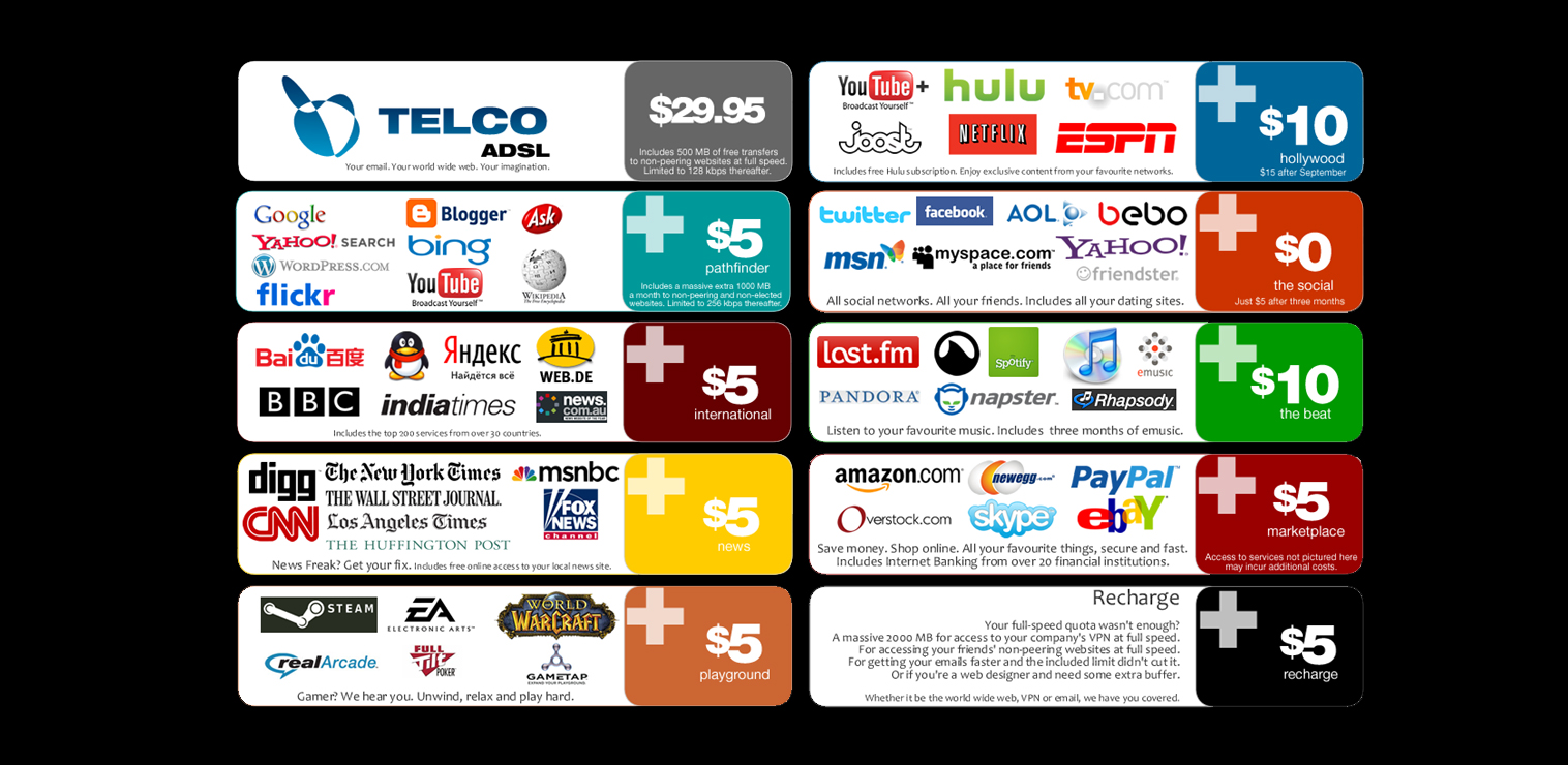 How the end of net neutrality could change the internet