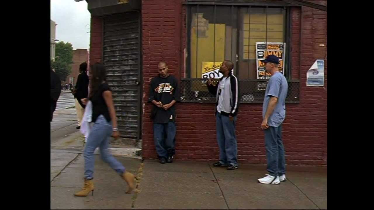 The Wire | Where's The Love Bodie?