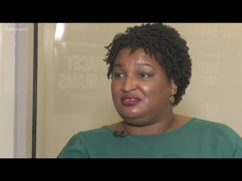 Stacey Abrams shares what's next after officially conceding race