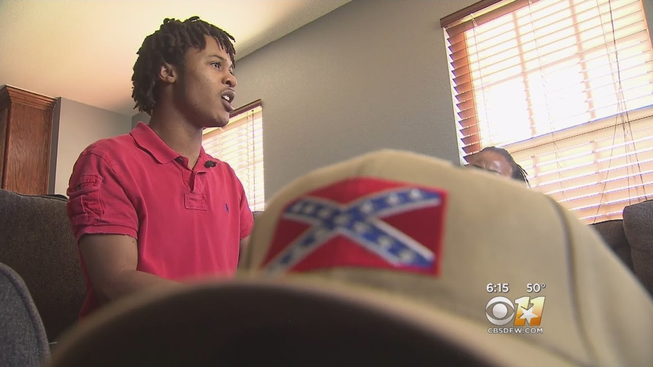 Mother Furious After Special Needs Son Comes Home From School With Confederate Flag Hat