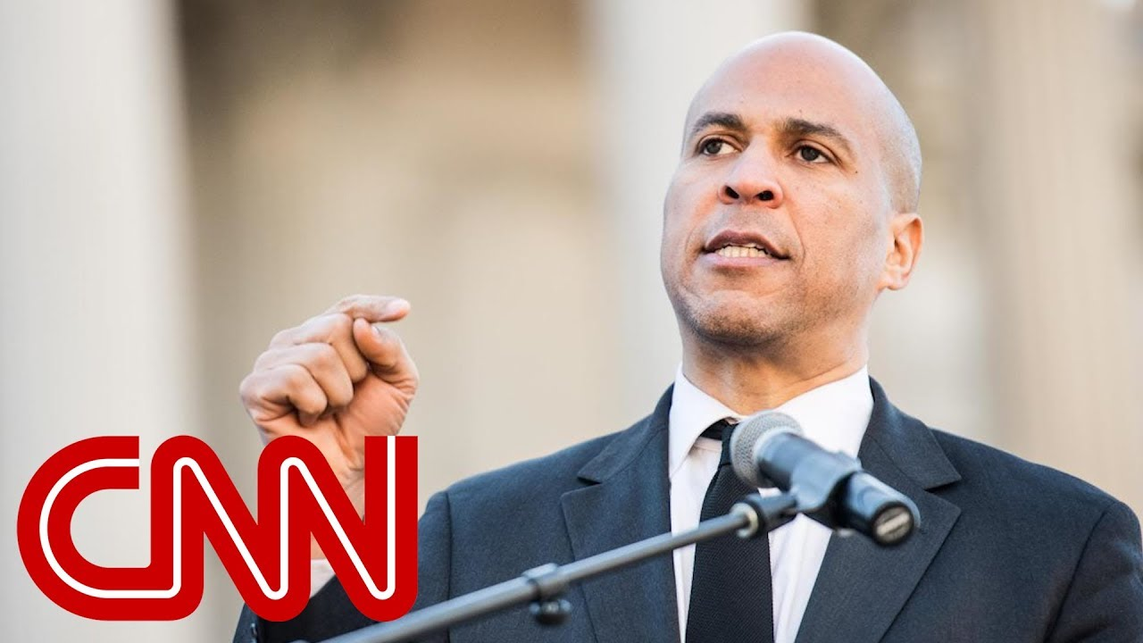 Sen. Cory Booker announces 2020 presidential run on First Day of Black History Month