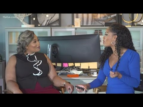 President of Tyler Perry Studios talks about being first woman to hold the position