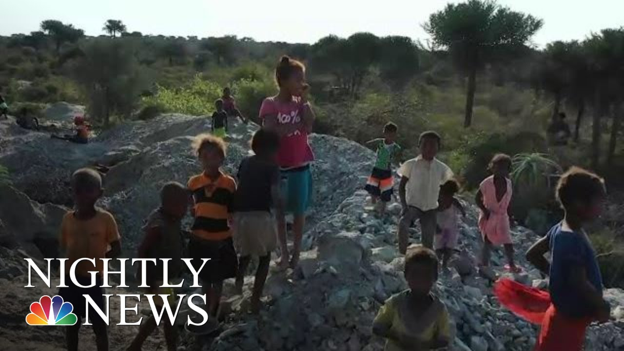 NBC News Exclusive: Child Laborers Working For Pennies In African Mines   NBC Nightly News