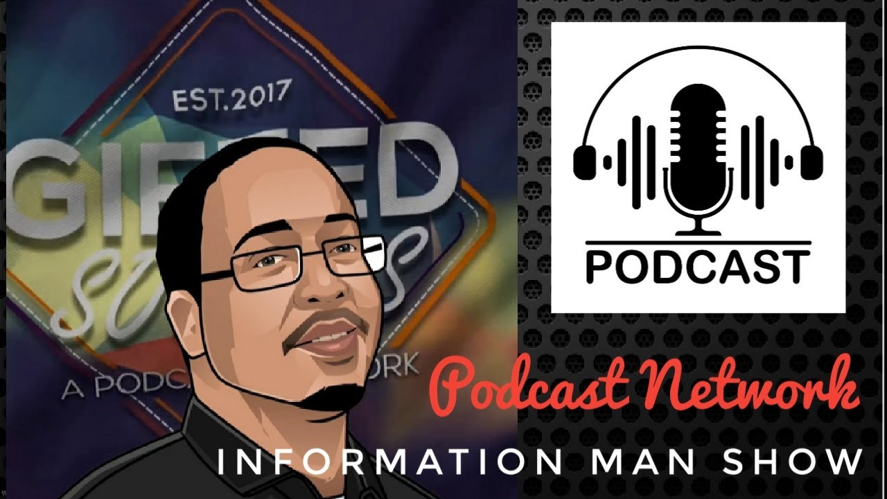Conversation With The Co-Owner Of Gifted Sounds Network A Podcast Network
