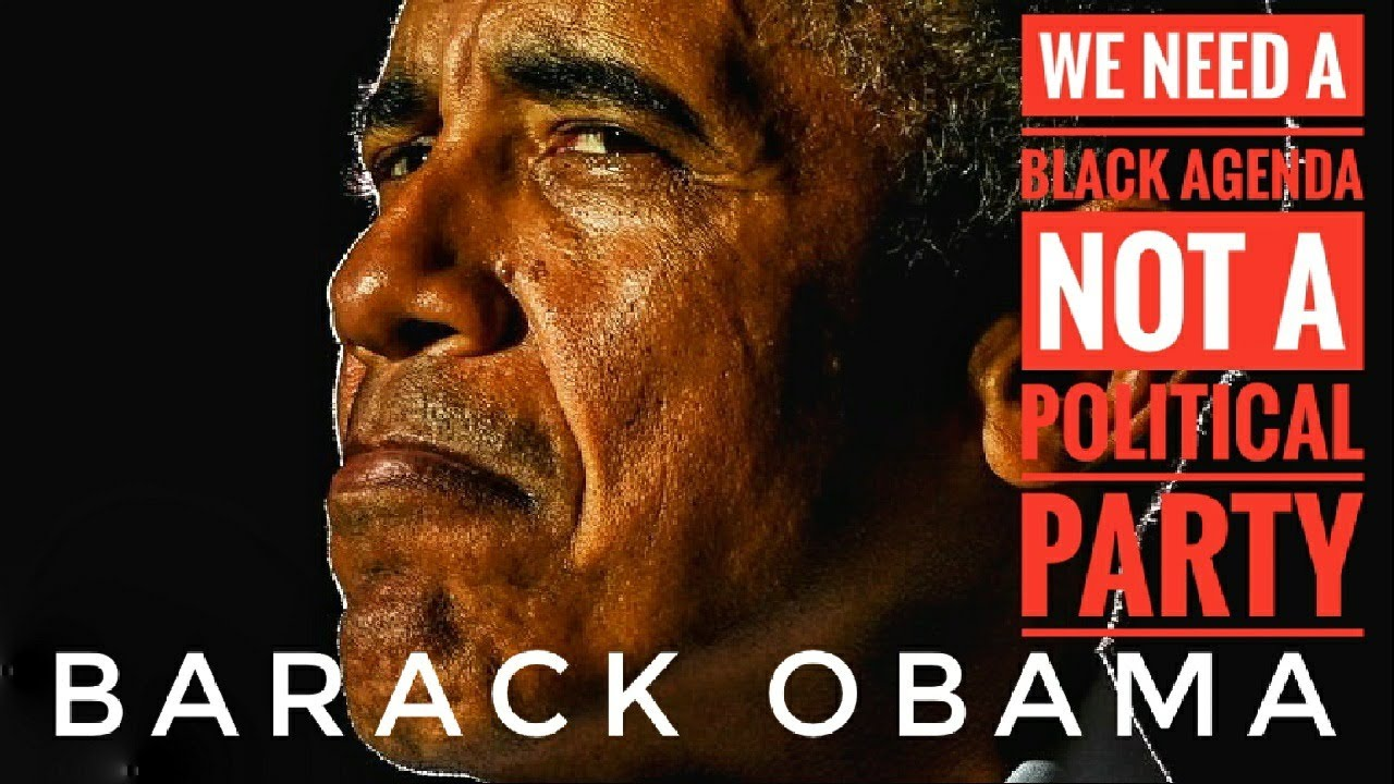 Barack Obama Talks About Democracy But What Did He Do For Black People