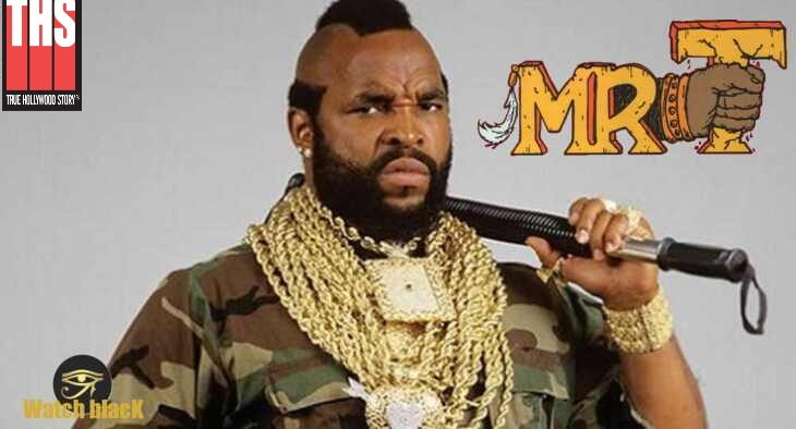 MR T. The True Hollywood Story