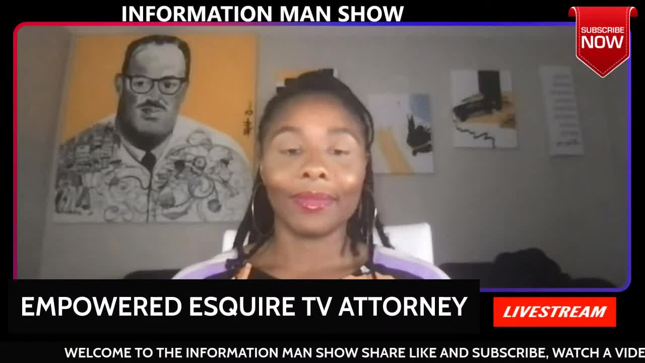 Brother Polight Legal Issues With A Real Lawyer Empowered Esquire TV With Information Man