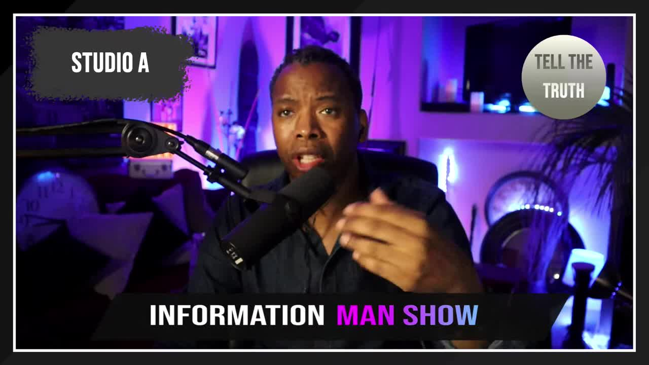 Conversation With Marrying Ghana Confronted By Umar Johnson And His body Guards At The Block Party